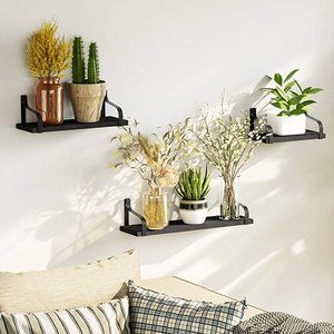 New Floating Shelves -Set of 3